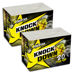 Knock Down (1 + 1 gratis)