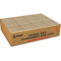 Tournament Box 432's