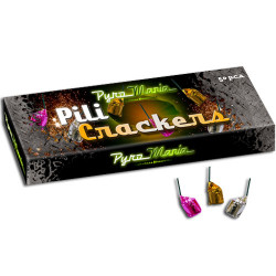 Pili Cracker/Crackling Thunder