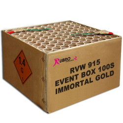 Immortal Gold Box 100's
